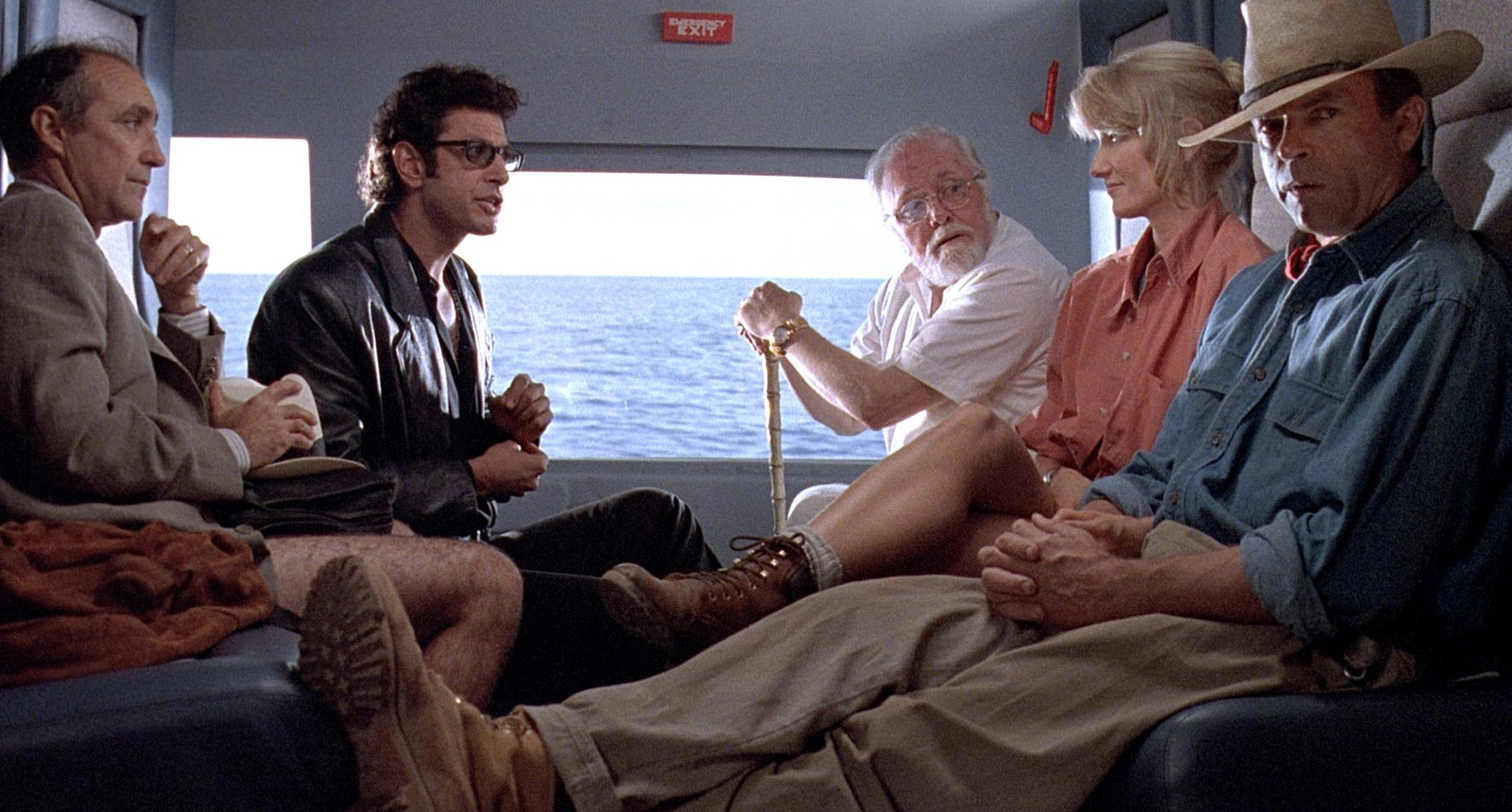 Image result for jurassic park 1993 lab