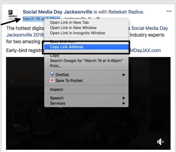 How to download facebook video to your computer