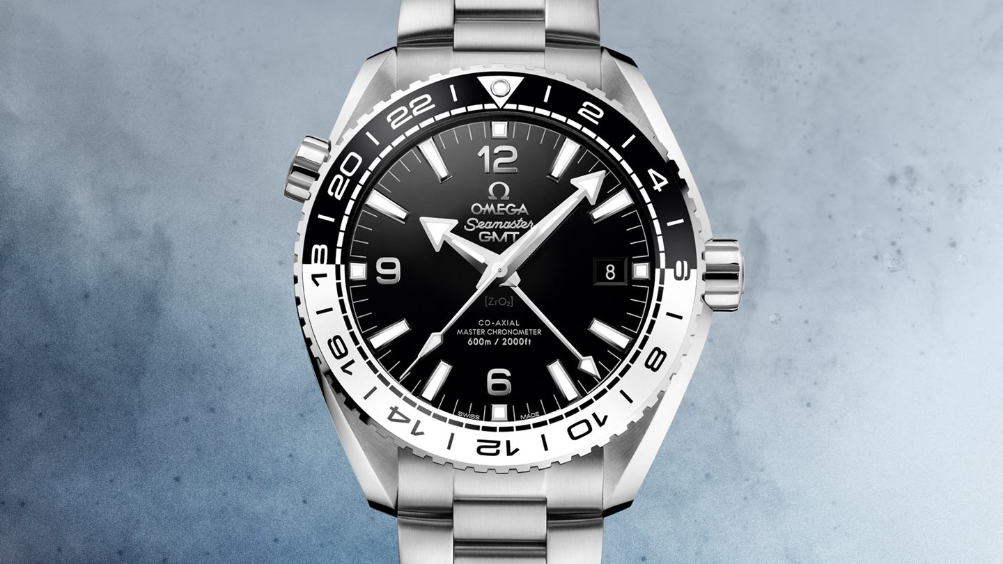 bccfb2b63405 Feel The Power Of Planet Ocean 600M Omega Co-Axial Master Chronometer