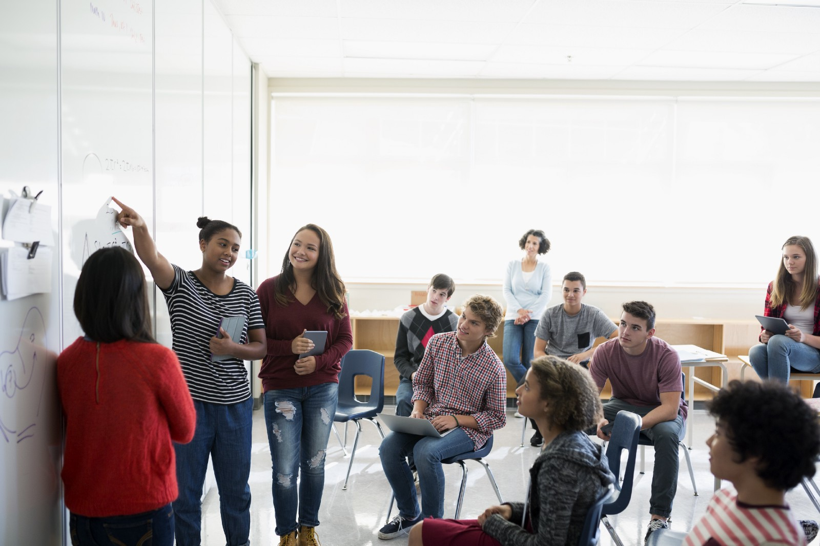 influence of technology on students