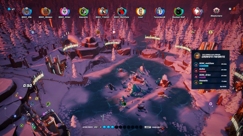 Scavengers\u0027 Spectator Interactions extension makes all viewers players
