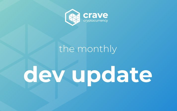 Crave Dev Update