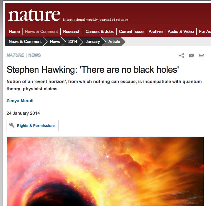 Yes, Virginia, Black Holes Exist! – Starts With A Bang ...