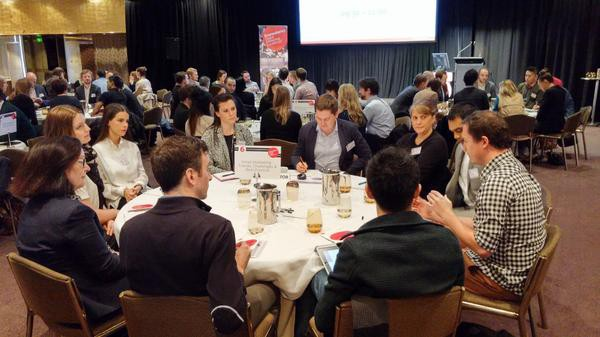 How To Moderate A Roundtable Discussion Andrew WarrenPayne Medium - Round table lunch special