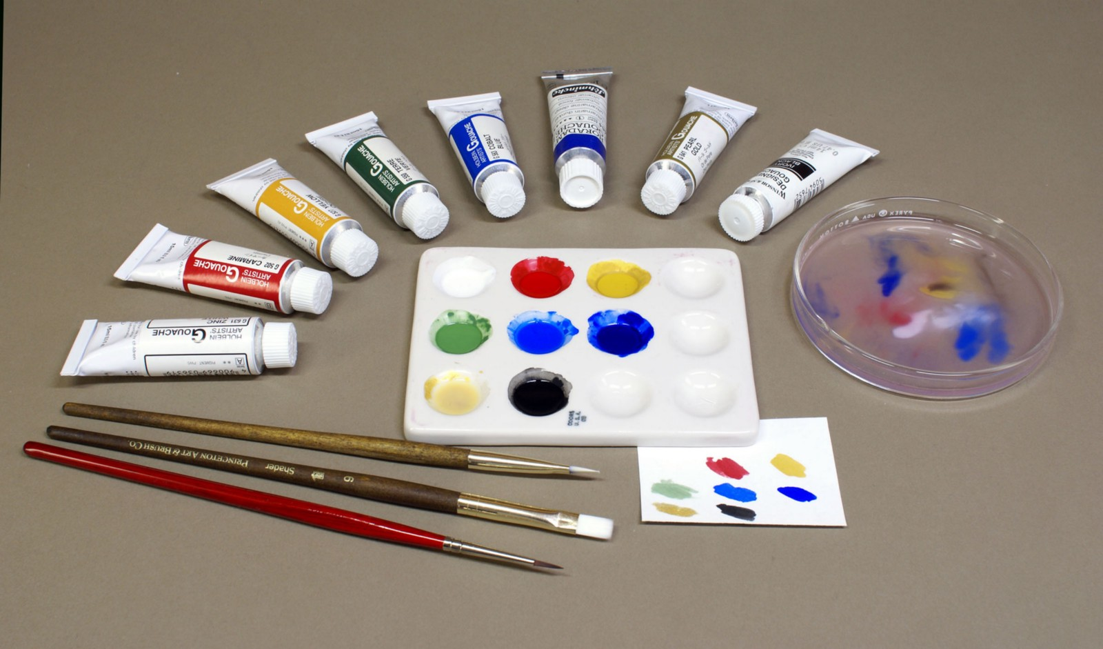 The Binder Of Oil Paint Is Most Commonly