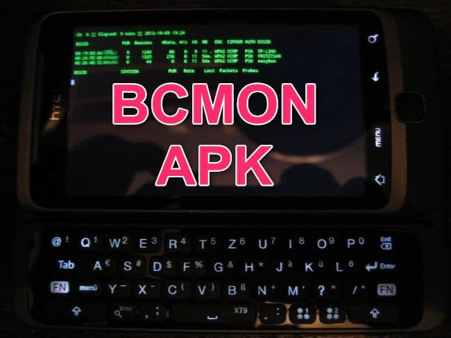 bcmon android