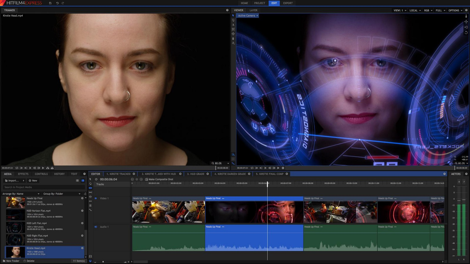 Six of the best free video editing software youtuber magazine hitfilm is initially positioned as a video editor for independent movie makers though lately it has become quite popular among youtuber creators as well ccuart Images