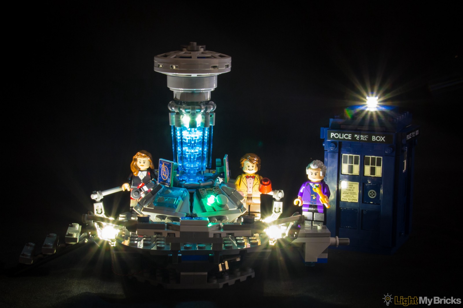 lego dr who instructions