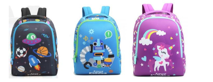 649fc42af6b Fantasy junior light backpack. smilykiddos. They are jam packed full of Smily  kiddos ...
