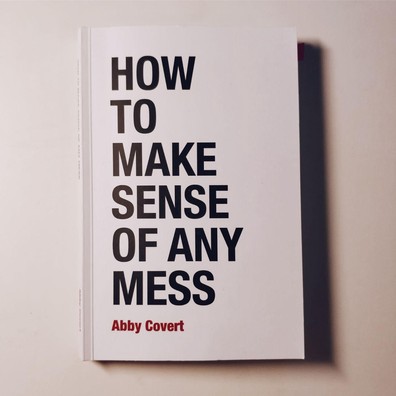 """Try Not To Take Things Personally: 5 Important Things I Learned From """"How To Make Sense Of"""