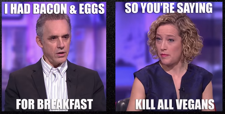 25 Memes That Sum Up Jordan Peterson Vs Cathy Newman