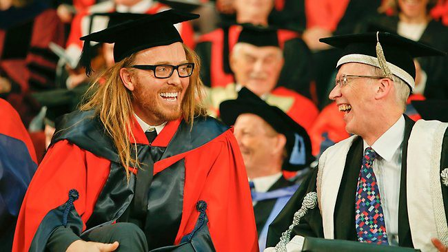 tim minchin graduation speech transcript