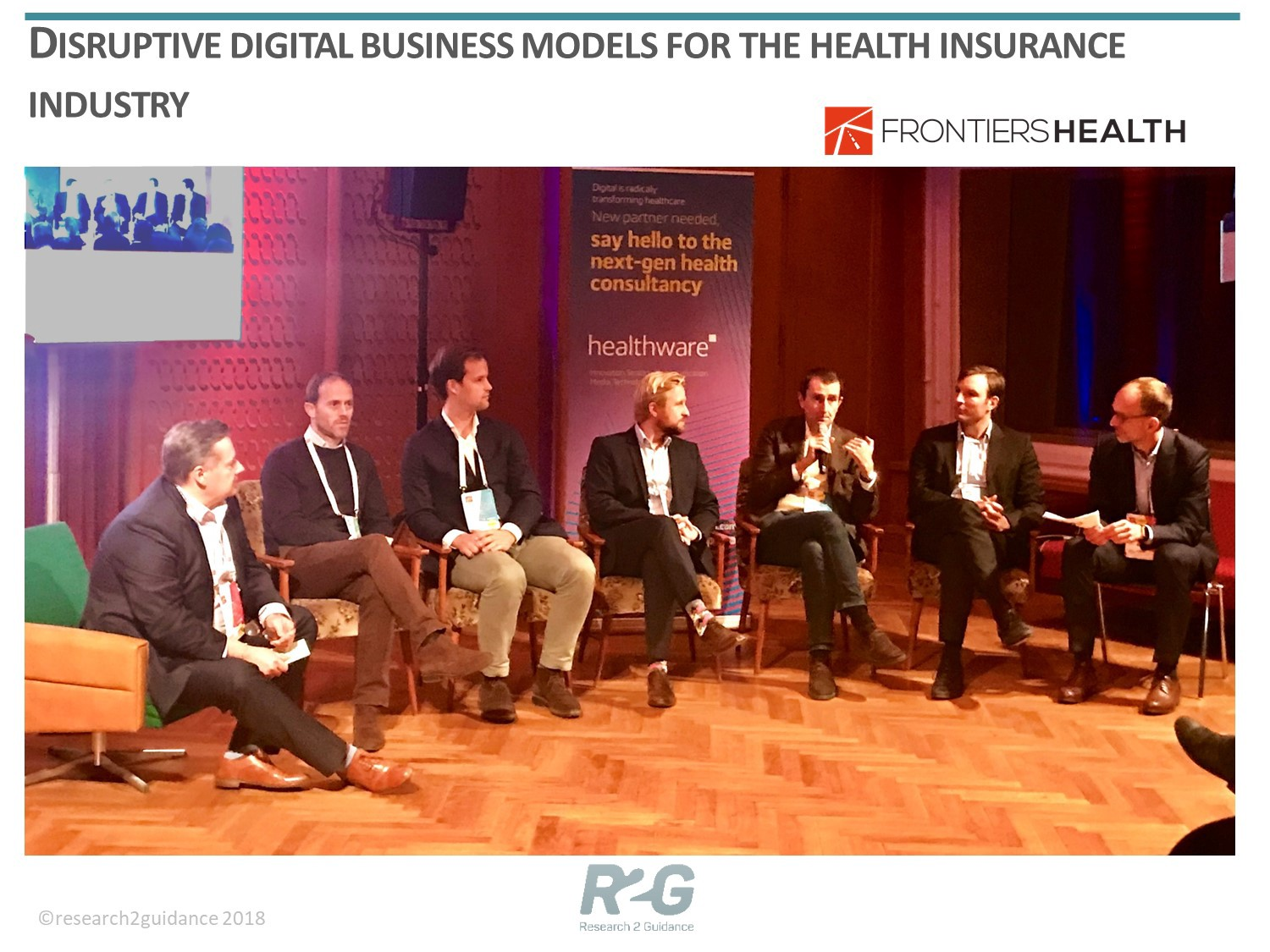 Discover how health insure tech companies drive innovation
