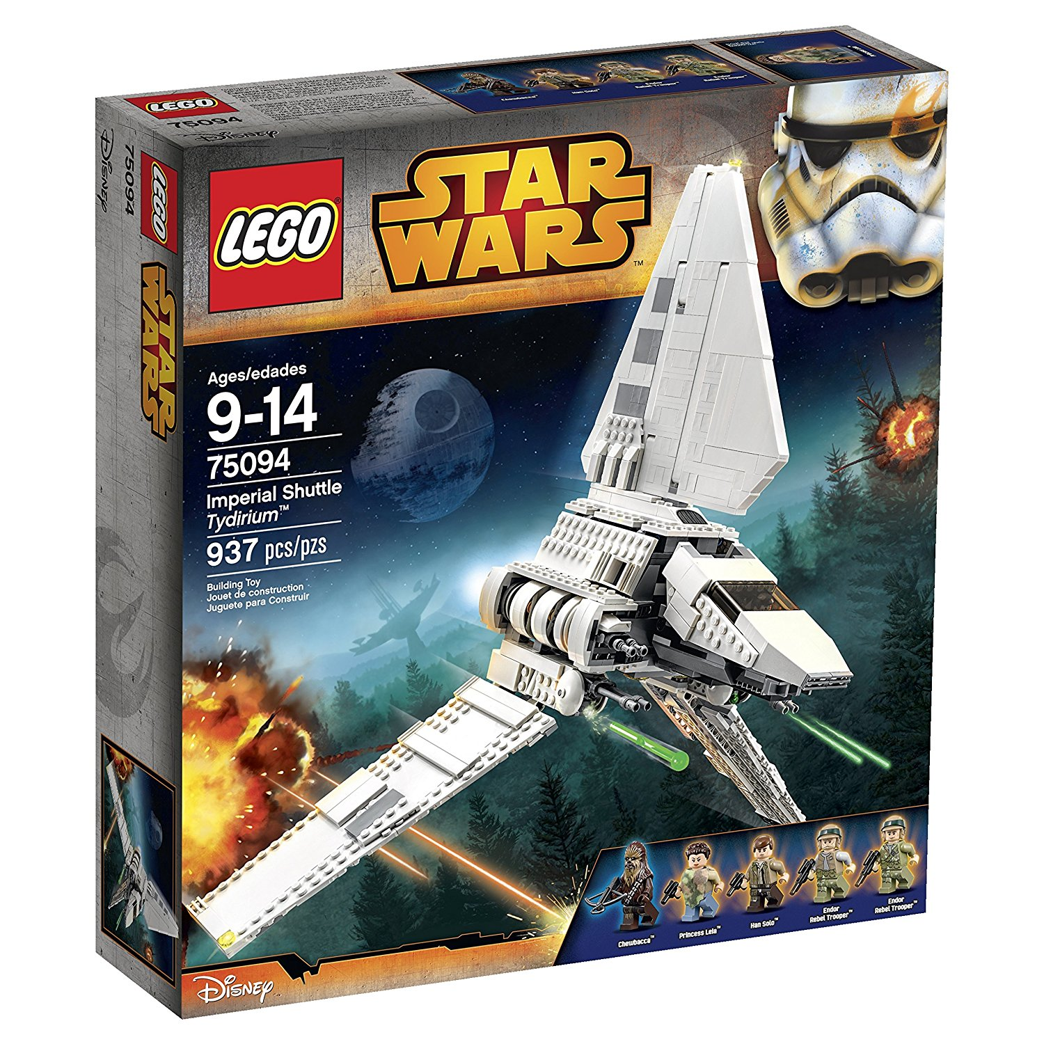 Do you want to start your own LEGO Star Wars collection?