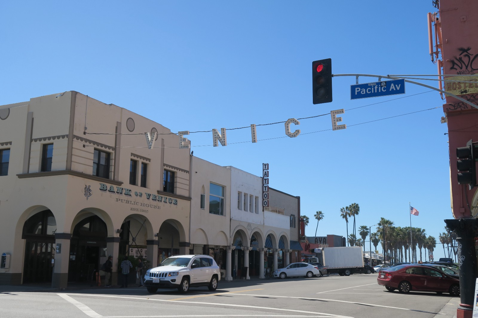 The Venice Sign