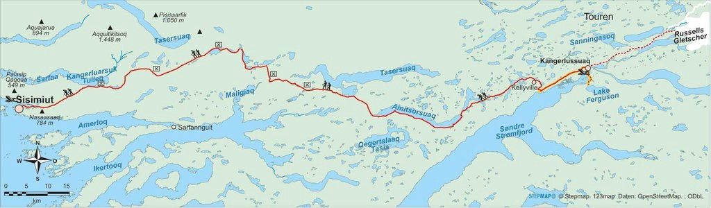 Ops ARCTIC FOX Planning And Packing The Months Men Project - Map of arctic circle