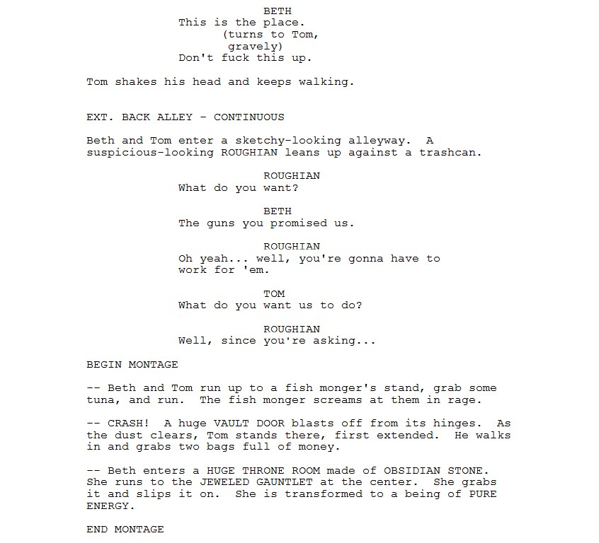 how to write a tv pilot pt 5 writing the script sitcom world