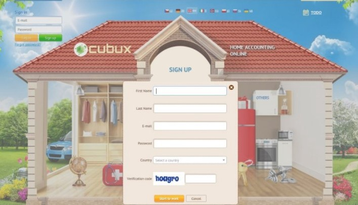 easy budget tool plan your finances with cubux cubux budget medium