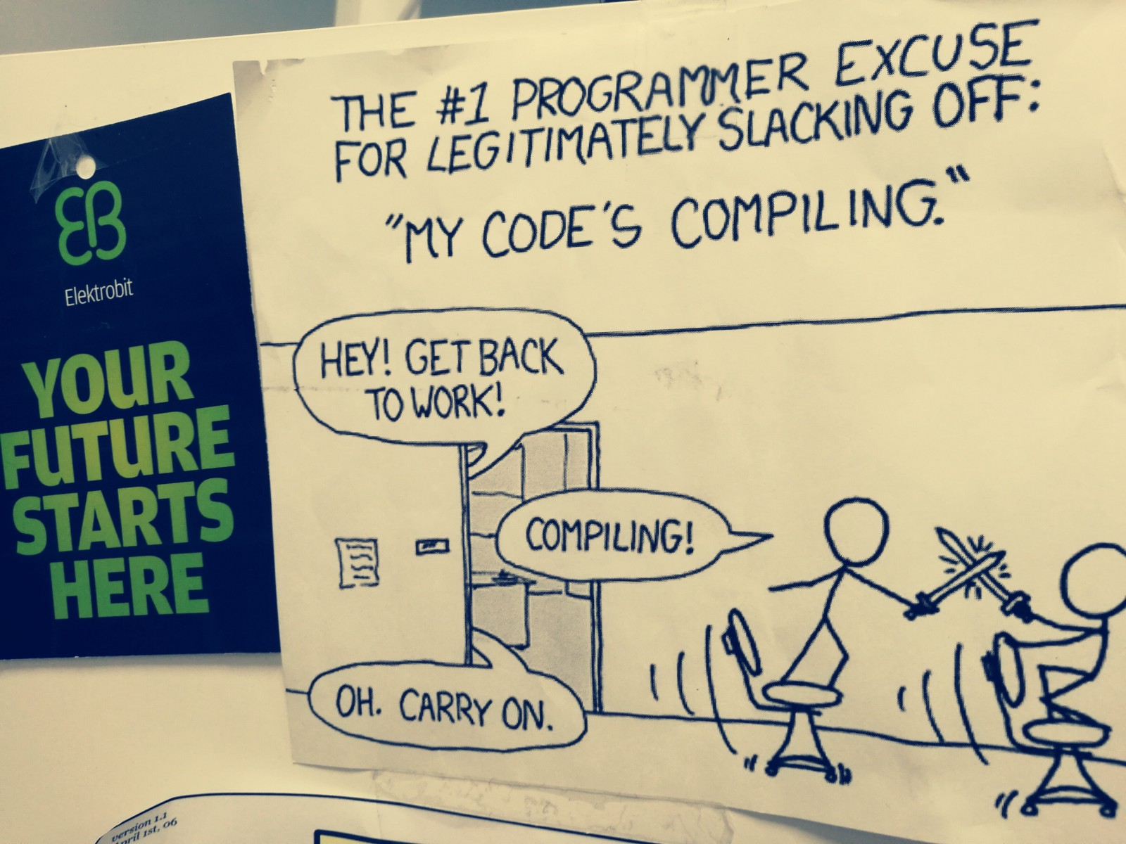 Week in the life of a Software Expert (and father) - By Heikki Hellgren