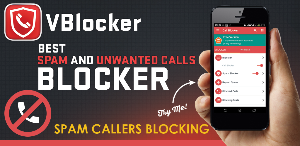 Best android app to block unwanted calls