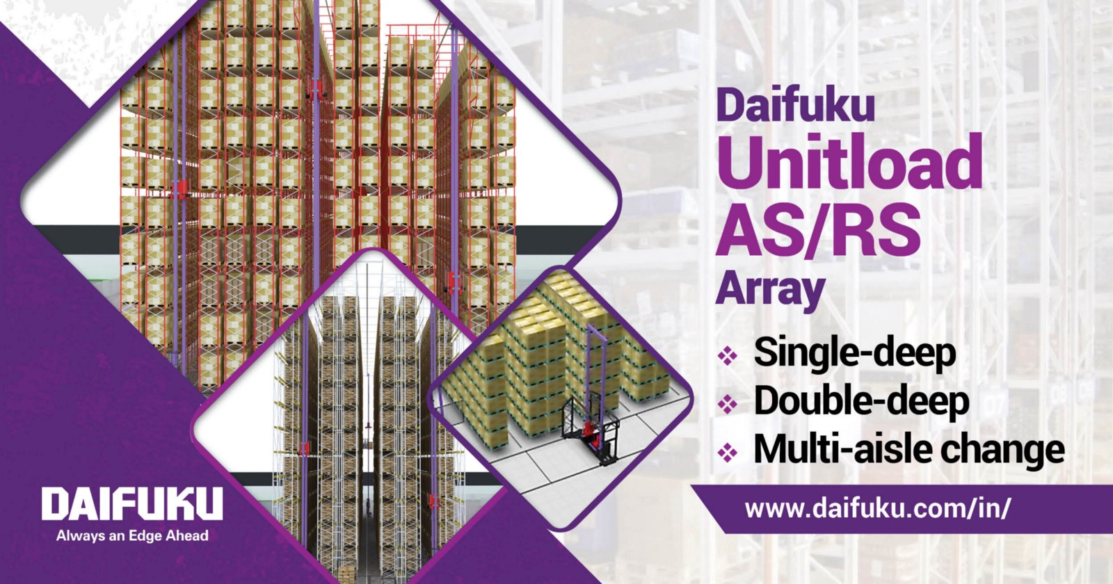 Daifuku As A World Leader In Material Handling Automation