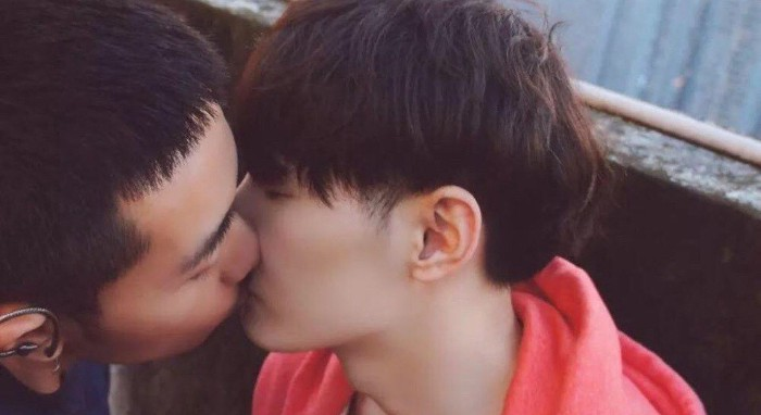 Chinese gay clips