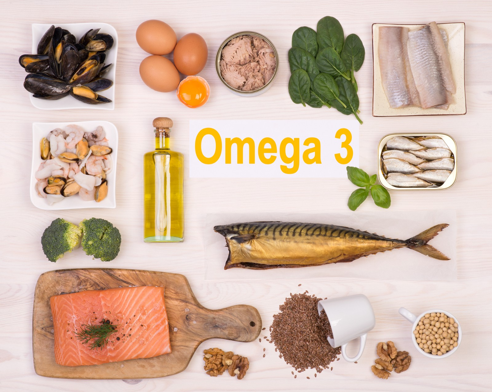 7 foods rich in omega-3 fatty acids — for help with adhd, autism