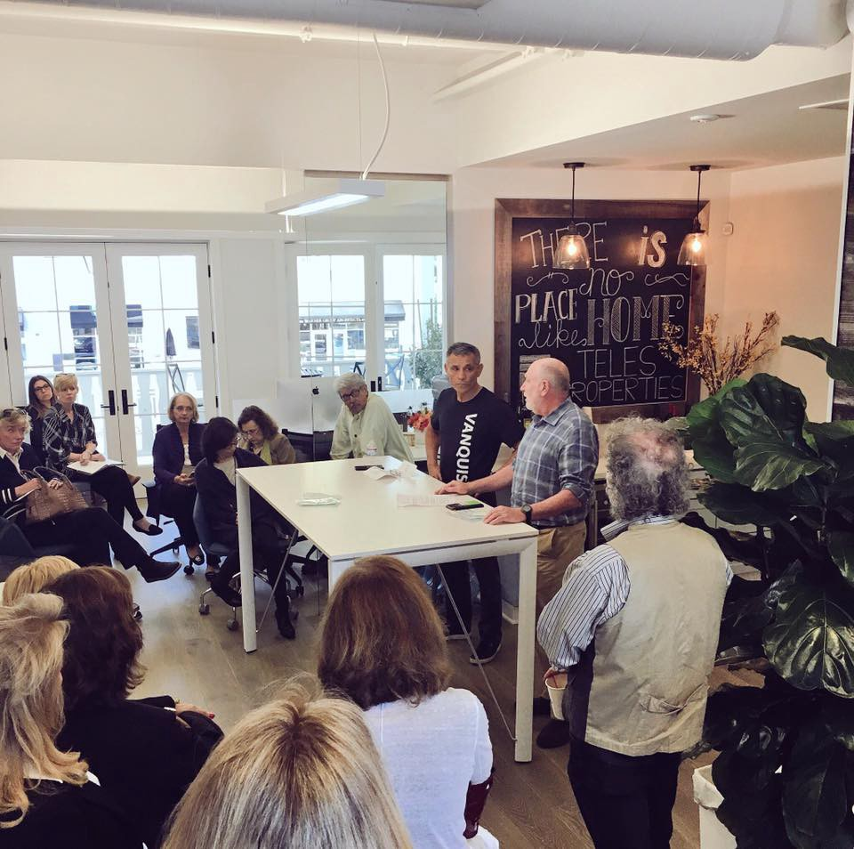 Teles Opens New Office In Montecito Celebrates By Hosting  # Table Teles Design