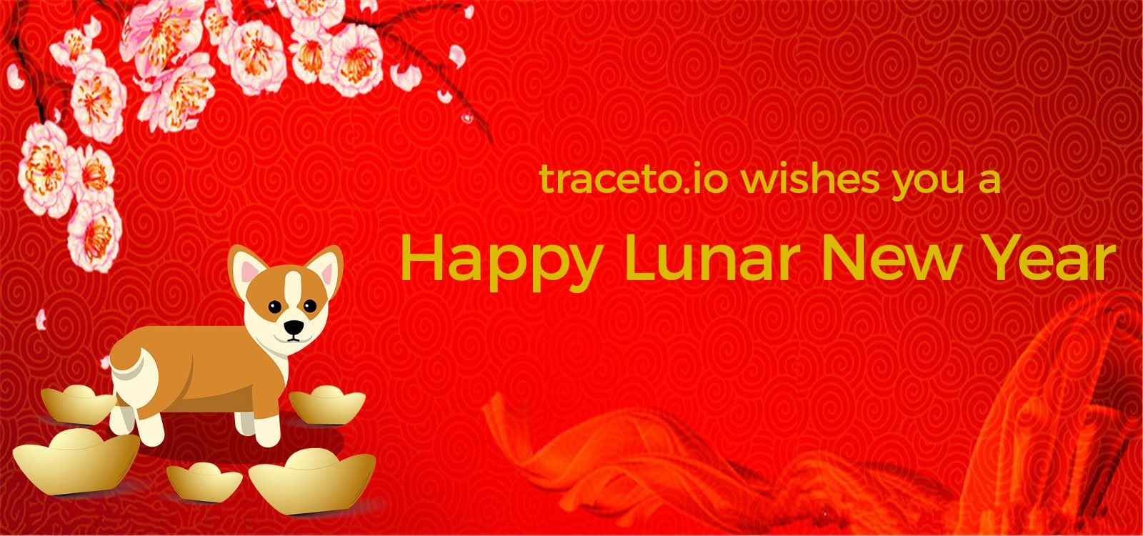 Happy Lunar New Year From Traceto Traceto Medium