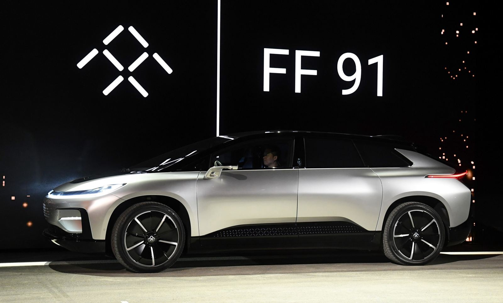 Faraday Future Takes Bookings For Its First Mass-Produced Electric ...