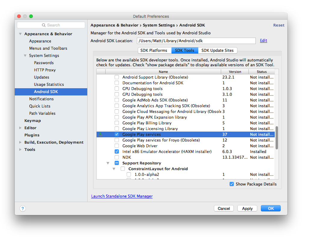 Androidsdk For Mac