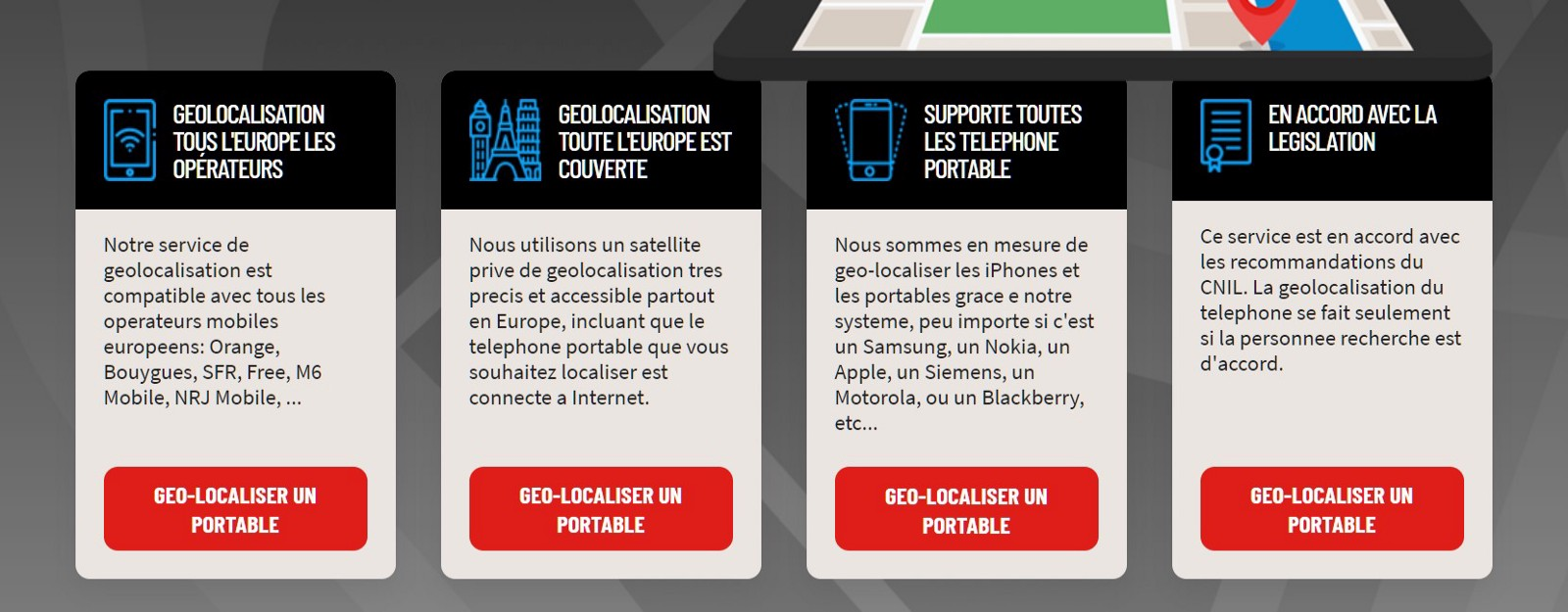 localiser un portable gratuitement orange