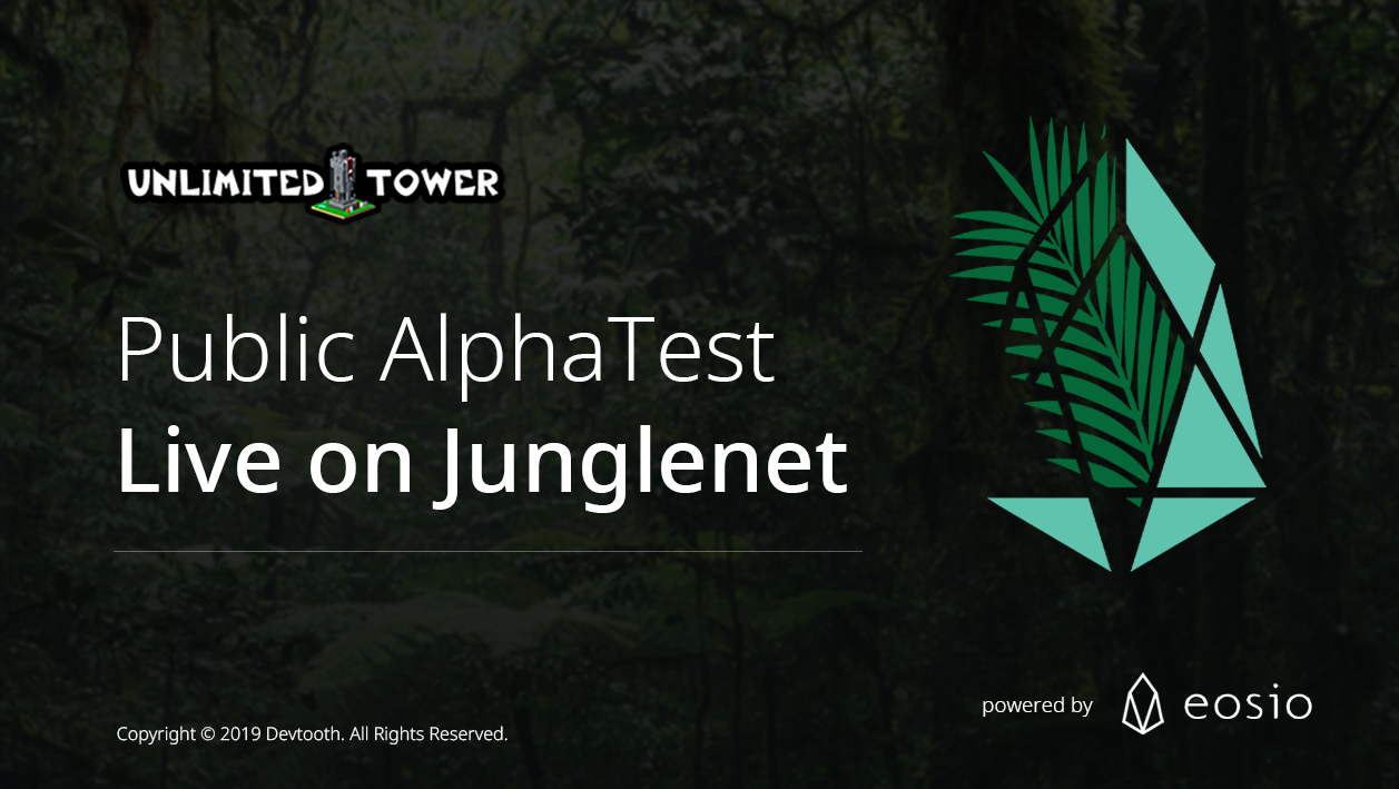 Public AlphaTest is Going Live! \u2013 Unlimited Tower \u2013 Medium