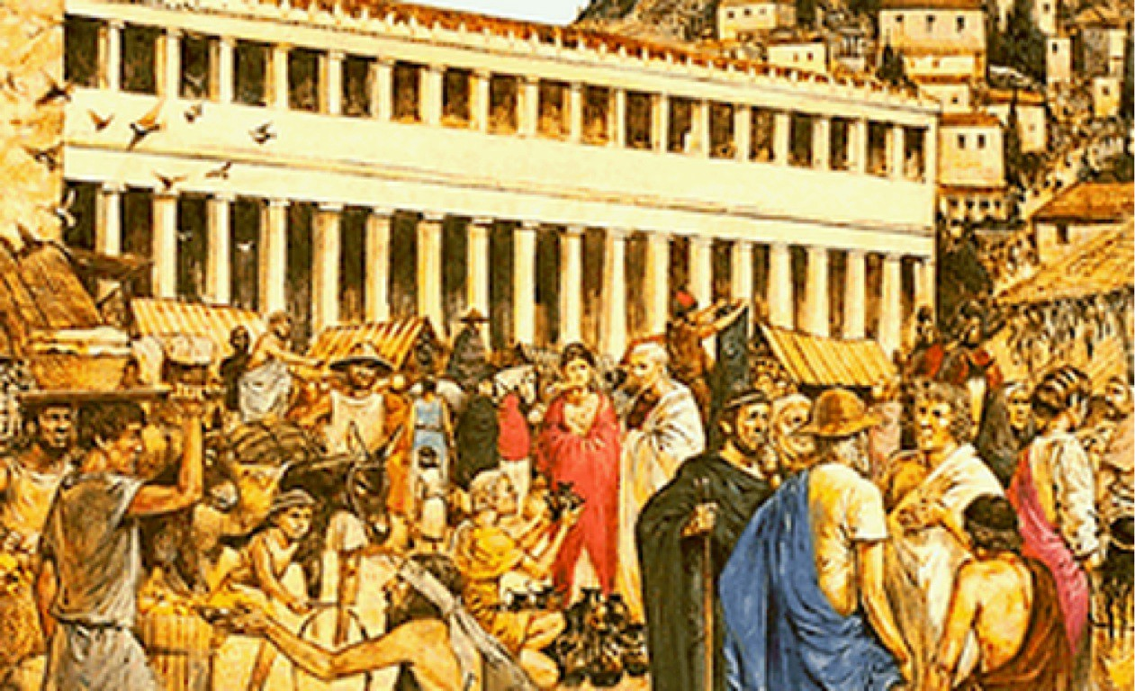 an analysis of the apect of the athenian democracy and socrates in ancient greece Athenians formed the foundations for athenian democracy (rule by many) religion affected every aspect of greek life ancient greece.