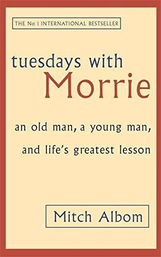 """an analysis of the novel tuesdays with morrie written by mitch albom """"tuesdays with morrie"""" by mitch albom 2 acknowledgments i would like to acknowledge the enormous help given to me in creating this book for their memories, their patience, and their guidance, i wish to thank charlotte, rob, and."""
