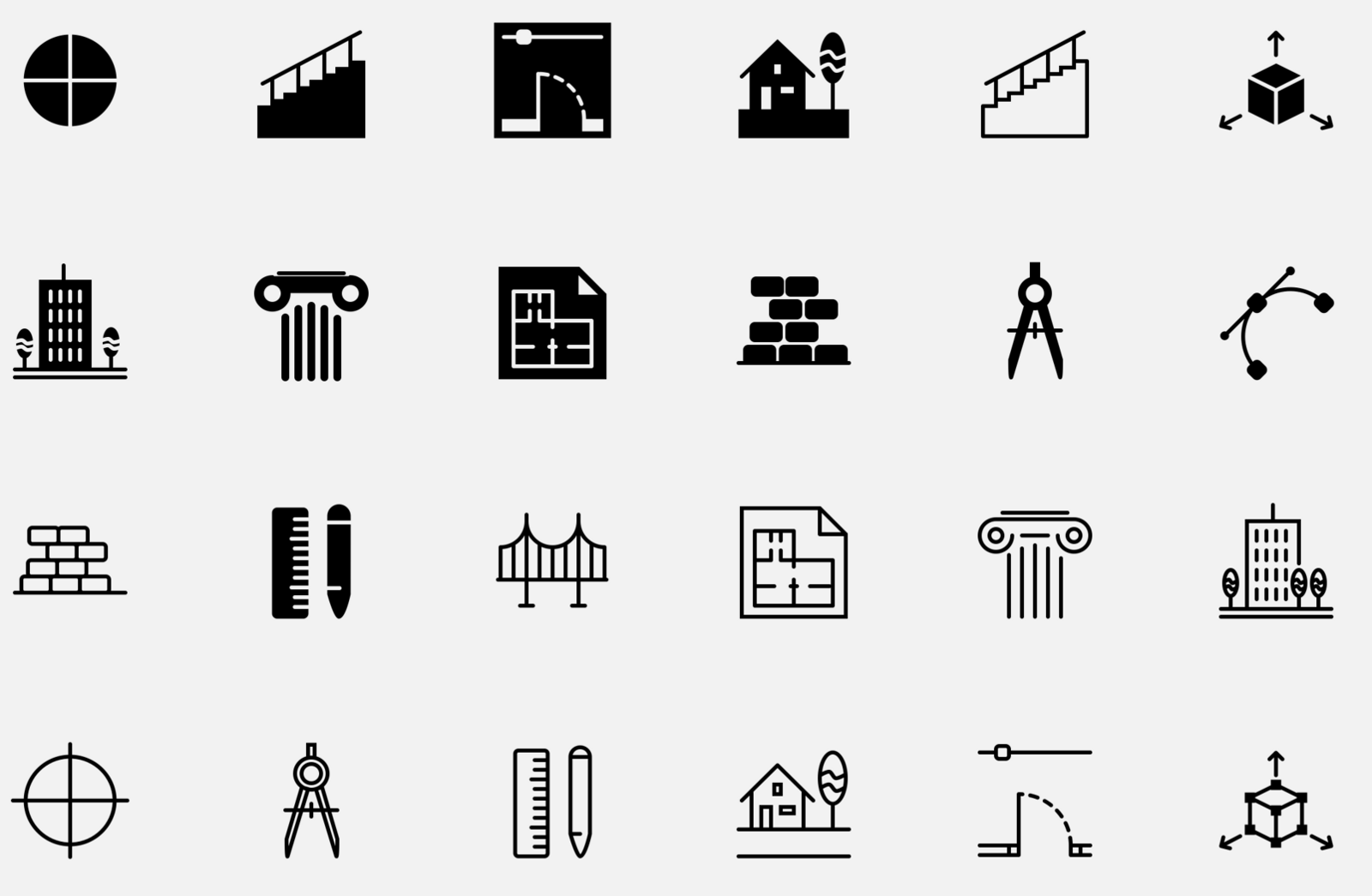60+ free awesome resources for Architects and Designers