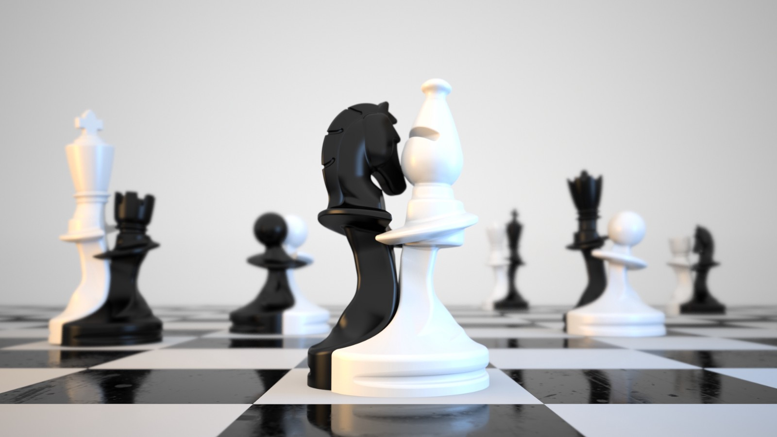 Everyone who has ever learnt chess and played with someone better at the  game has felt the pain of getting pieces picked off the board one by one,  ... acf10eb1e06b