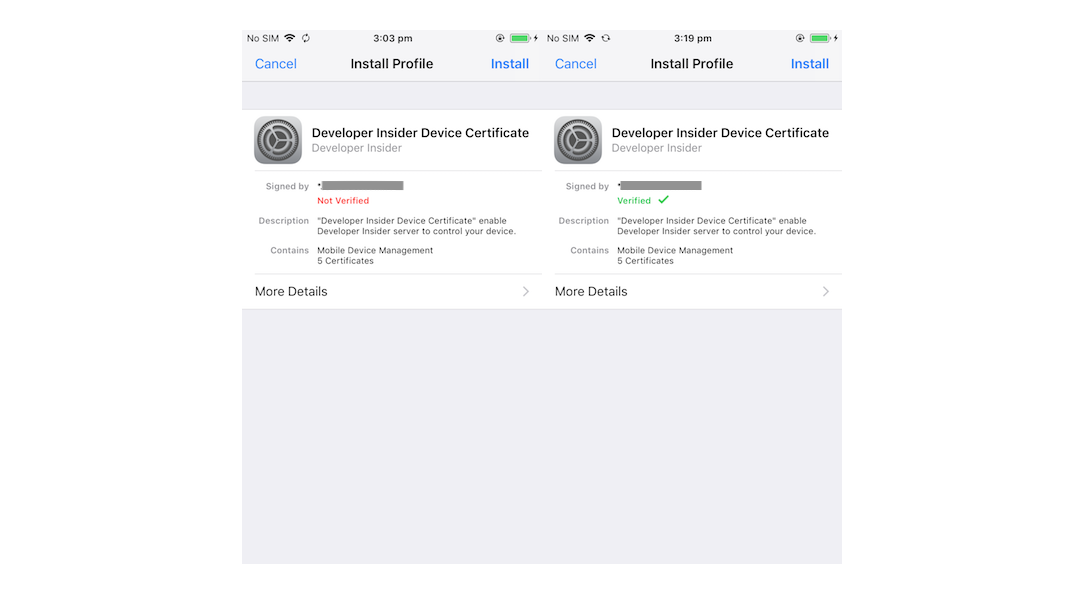 How To Create A Verified Ios Mobile Device Managementmdm Profile