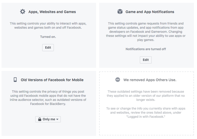 Three Main Steps for Managing Your Data on Facebook