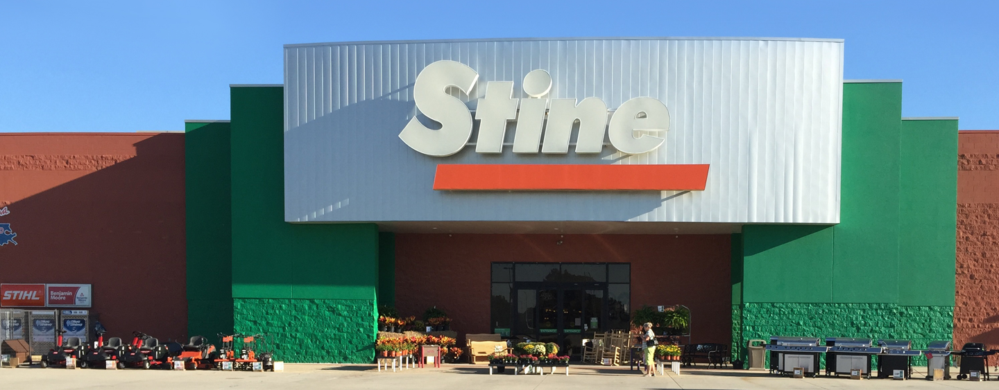 Eleven Large Format Stine S Include 10 In Louisiana And One Mississippi Six Of The Have Drive Through Lumber Yards