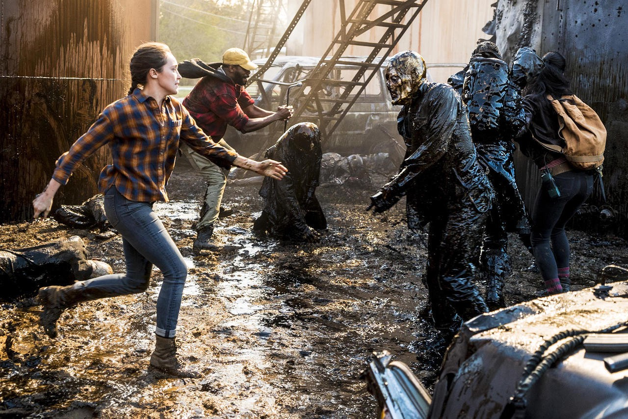 Watch! Fear the Walking Dead [4x04] Temporada 4 Capitulo 4 Complete ...