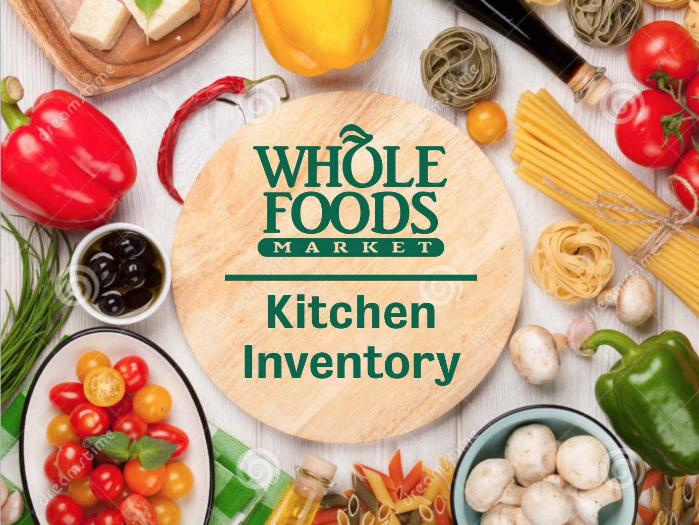 We Wanted To Implement New Feature U201cMy Pantryu201d On The Whole Foods Current  App.