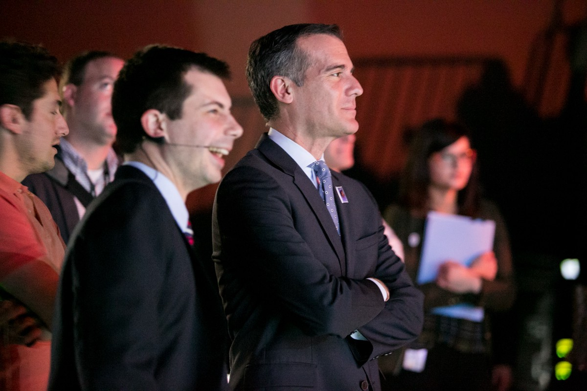 blue in a red state pete buttigieg�s outlook for america