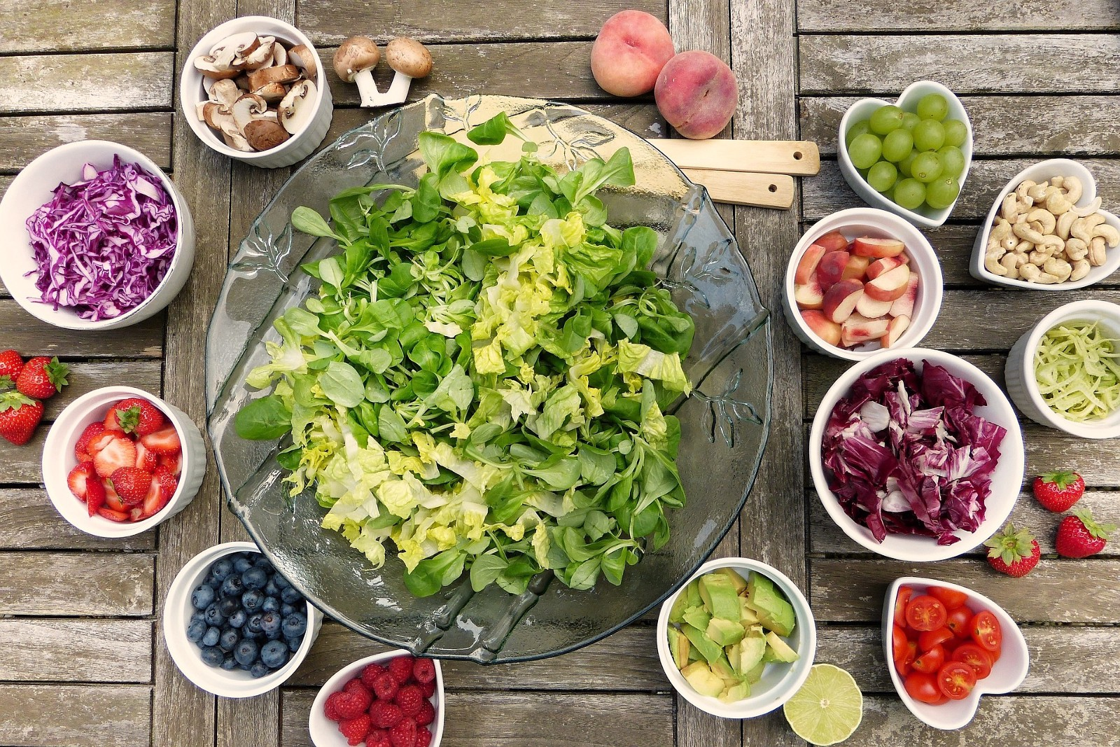 the importance of healthy food