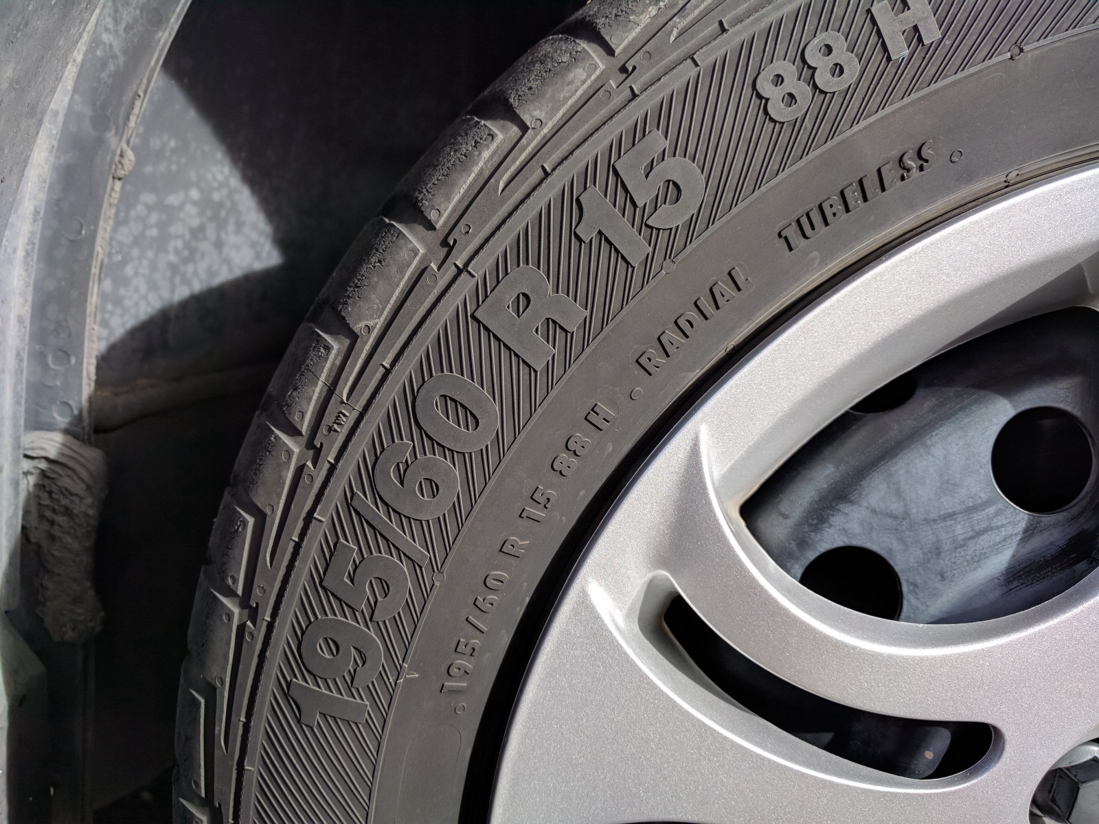 How To Measure Tire Tread >> Legal Tire Tread A Measure Of Truth Ryan Cresawn Medium