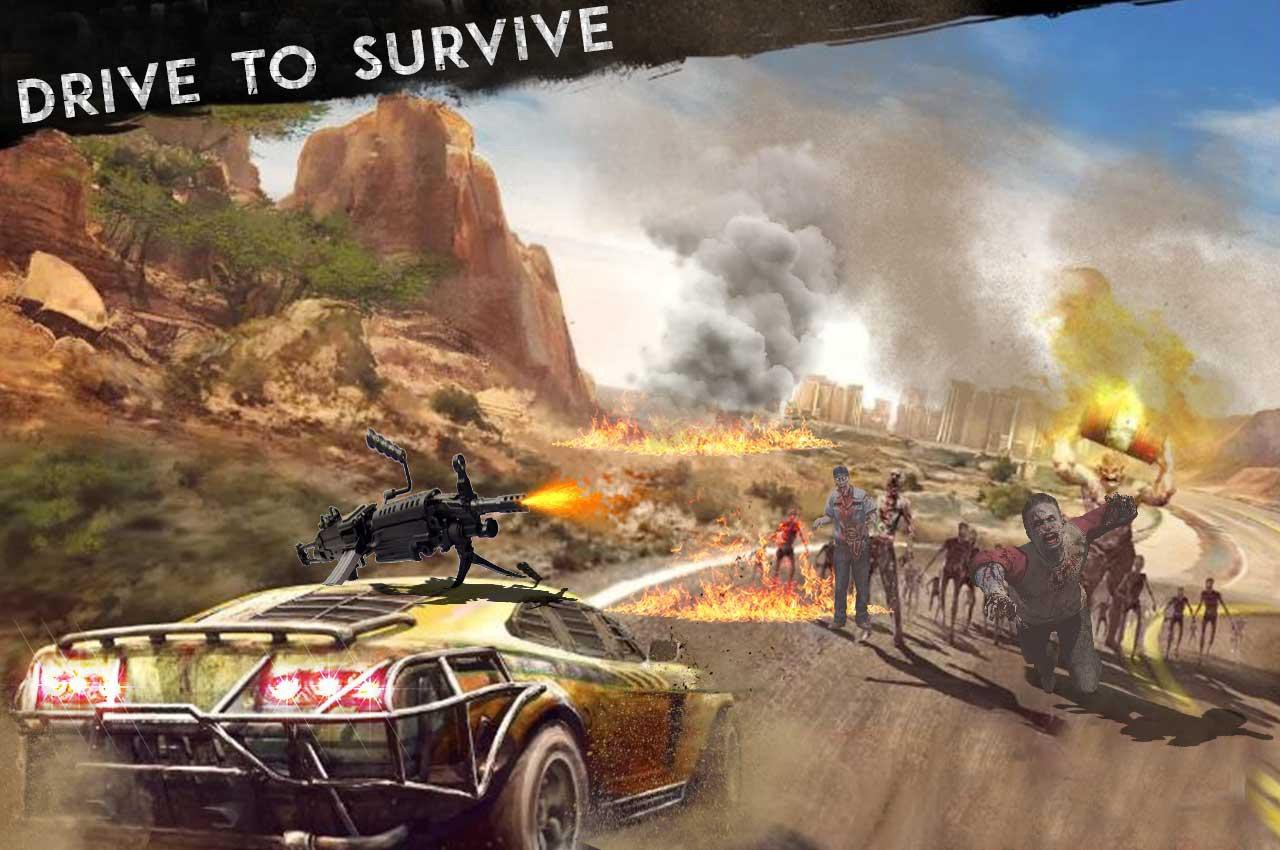 For being the best zombie car shooting game you must have a good game and  the perfect setup with luck Zombie Shooting Race Adventure: Guns Cars, ...