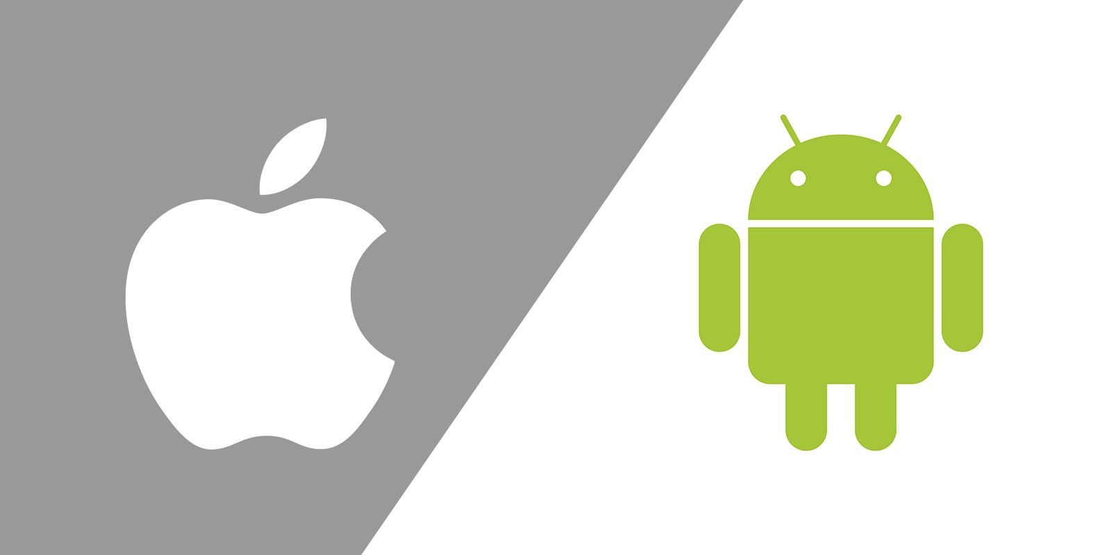 similarities between ios and android