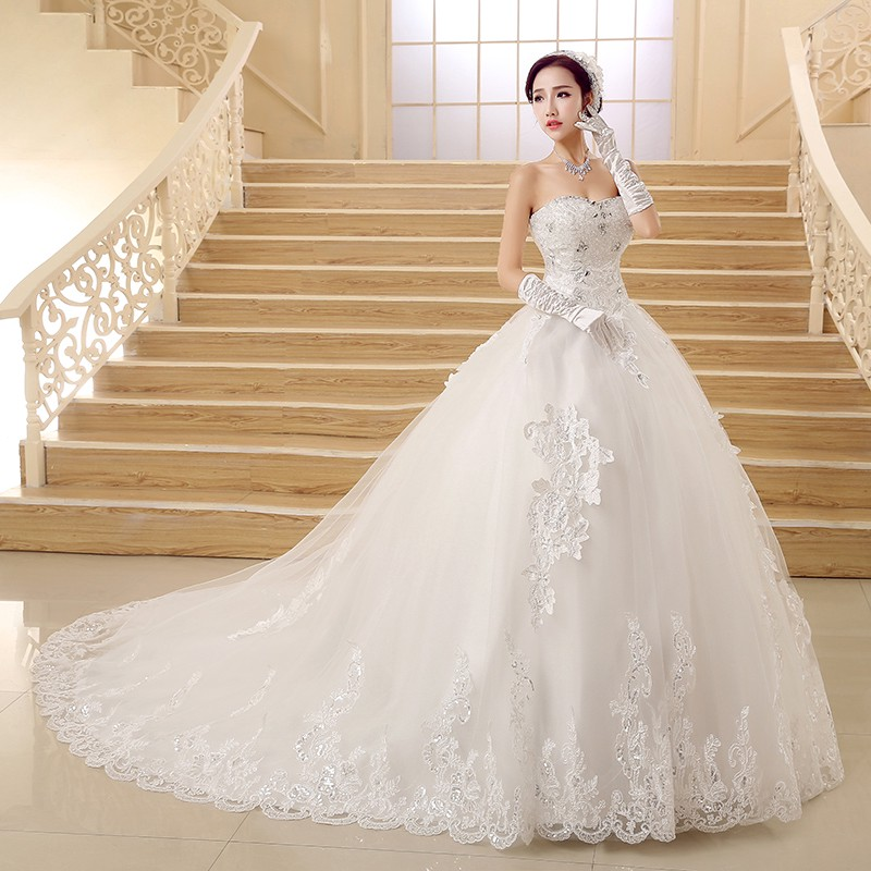Choose the most elegant wedding dress for your body type for Most elegant wedding dresses