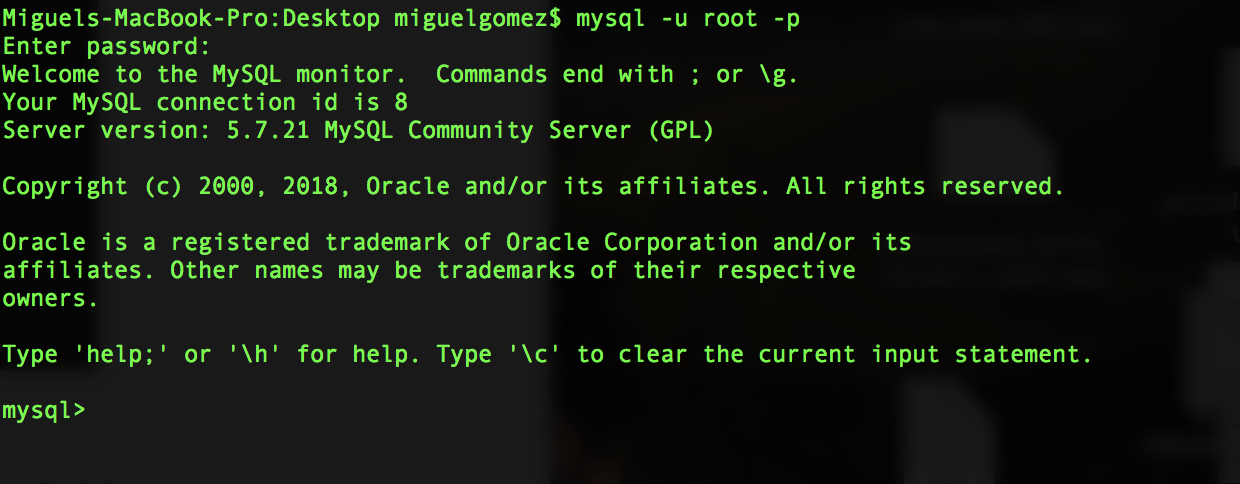 How To Import A Csv File Into A Mysql Database Miguel Gomez Medium