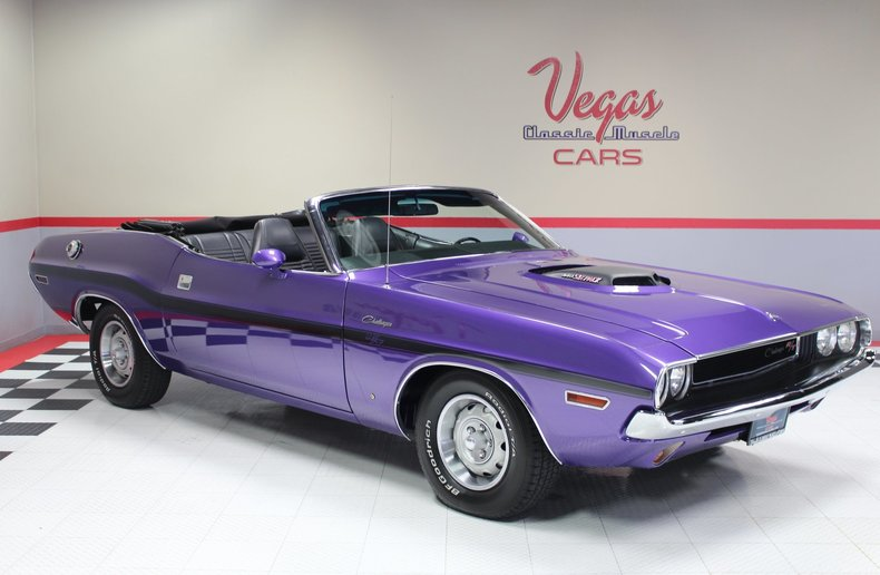 Vegas Classic Muscle Cars Offering The Best Classic Sports And